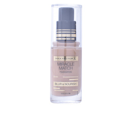 MIRACLE MATCH BLUR & NOURISH foundation #75-golden de Max Factor