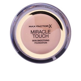 MIRACLE TOUCH skin smoothing foundation #45-almond de Max Factor