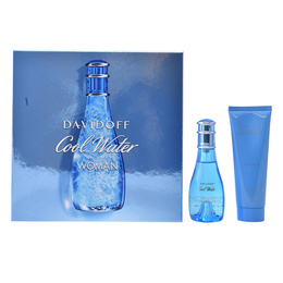 COOL WATER WOMAN LOTE 2 pz de Davidoff