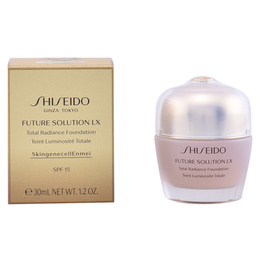 FUTURE SOLUTION LX total radiance foundation #3-rose 30 ml de Shiseido
