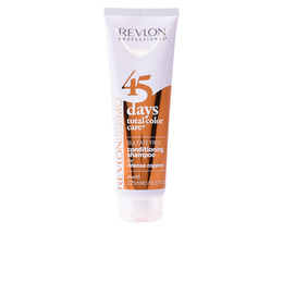 45 DAYS conditioning shampoo for intense coppers 275 ml de Revlon