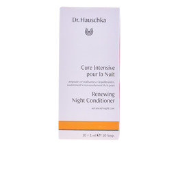 RENEWING NIGHT CONDITIONER advanced night care 10 x 1 ml de Dr. Hauschka