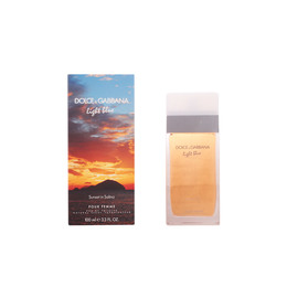 LIGHT BLUE SUNSET IN SALINA edt vaporizador 100 ml de Dolce & Gabbana
