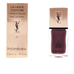 LA LAQUE COUTURE #21-taupe retro 10 ml de Yves Saint Laurent