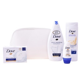 HIDRATACION PROFUNDA BEAUTY COLLECTION LOTE 5 pz de Dove