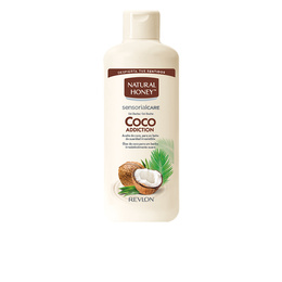 COCO ADDICTION gel de ducha 650 ml de Natural Honey