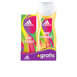 GET READY FOR HER LOTE 2 pz de Adidas