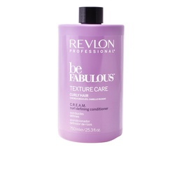 BE FABULOUS curly conditioner 750 ml de Revlon