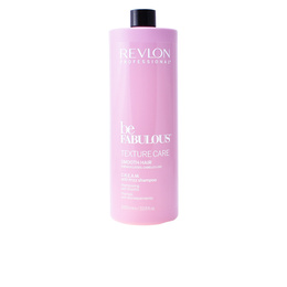 BE FABULOUS smooth shampoo 1000 ml de Revlon