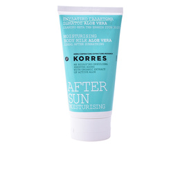 AFTER SUN aloe vera body milk 150 ml de Korres