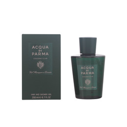 colonia CLUB hair&gel de ducha 200 ml de Acqua Di Parma