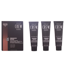 PRECISION BLEND LOTE #4-5 medium natural 3 pz de American Crew