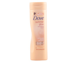 SUMMER GLOW nourishing lotion #fair to medium skin 250 ml de Dove