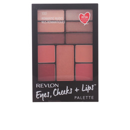 PALETTE eyes, cheeks + lips #100-romantic nudes de Revlon