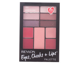 PALETTE eyes, cheeks + lips #300-berry in love de Revlon
