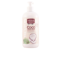 COCO ADDICTION loción corporal dosificador 400 ml de Natural Honey