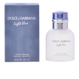 LIGHT BLUE POUR HOMME edt vaporizador 40 ml de Dolce & Gabbana