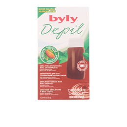 DEPIL roll-on cera tibia chocolate 125 ml de Byly