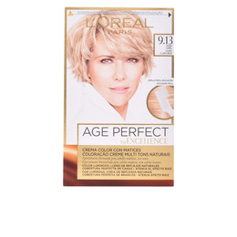 EXCELLENCE AGE PERFECT tinte #9,13 rubio camel de L`Oreal Expert Professionnel