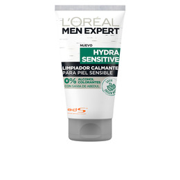 MEN EXPERT hydra sensitive gel limpiador calmante 150 ml de L`Oreal Make Up