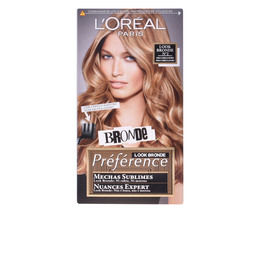 PREFERENCE MECHAS SUBLIMES #002-dark to light blonde de L`Oreal Expert Professionnel
