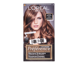PREFERENCE MECHAS SUBLIMES #004-brown to light blonde de L`Oreal Expert Professionnel