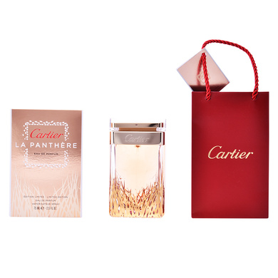 LA PANTHÈRE limited edition edp vaporizador 75 ml de Cartier