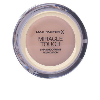 MIRACLE TOUCH skin smoothing foundation #80-bronze de Max Factor