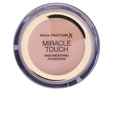 MIRACLE TOUCH skin smoothing foundation #60-sand de Max Factor